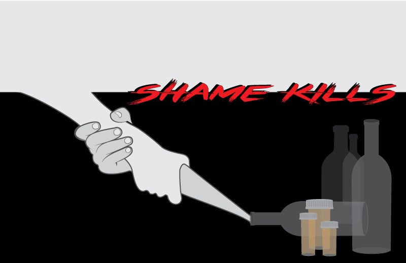 Shame Kills Poster