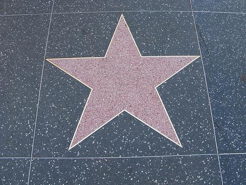 Hollywood Walk of Fame Star - jtfmulder - Flickr