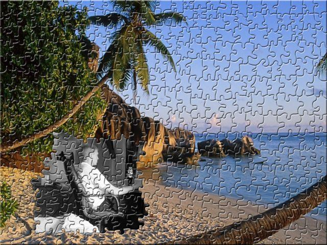 Creating a merged image, jigsaw puzzle style!