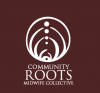 Community Roots Midwife Collective Logo