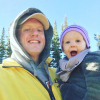 Rick and Ev selfie at Brainard Lake