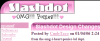 Slashdot April 1st Prank - OMG Ponies